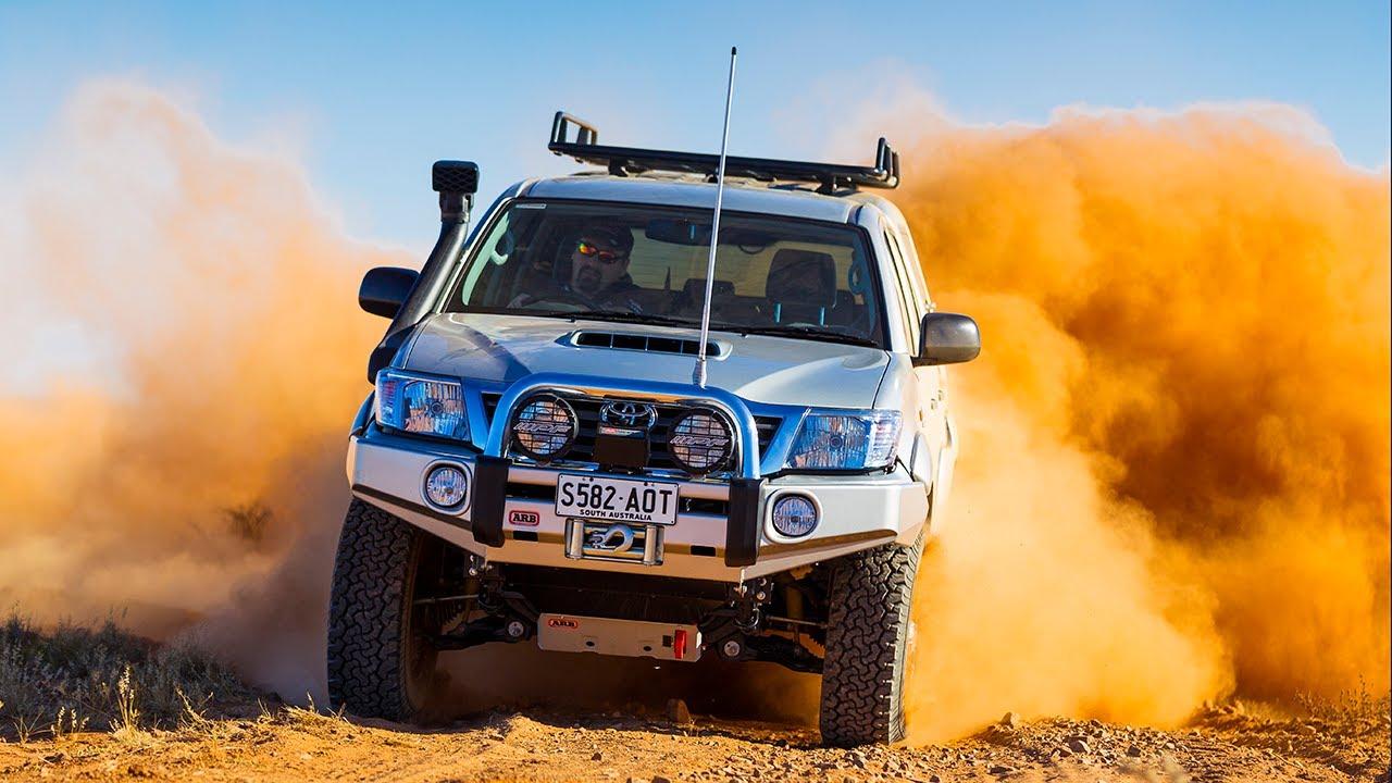 2012 Toyota HiLux ARB Sahara Bar