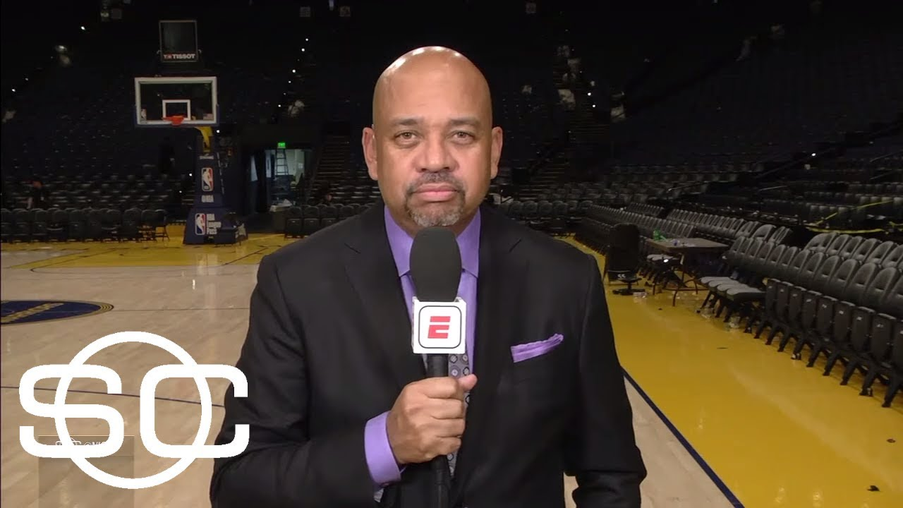 Michael Wilbon on Steph Curry: 'That's just an unbelievable performance' | SportsCenter | ESPN