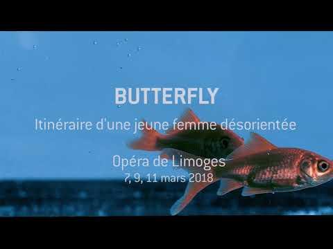 Butterfly, Itinéraire d'une jeune femme désorientée