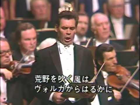 Evgeny Svetlanov: Shostakovich Song of the forests, op. 81 (USSR/Japan 1978)