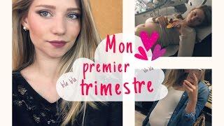 Vlog - Mon premier trimestre de grossesse