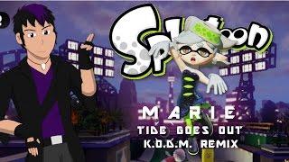 Marie - Tide Goes Out (K.O.D.M. Remix) [Splatoon] | ホタル ~スミソアエの夜 (ケオヂエムリミックス) [スプラトウーン] thumbnail