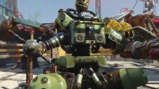 Fallout 4 – Automatron Official Trailer PEGI