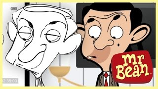 Mr. Bean | From Original Drawings To Animation | The Cruise | Mr. Bean Official