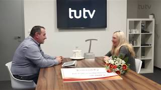 TUTV: Eva Vrabcová Nývltová