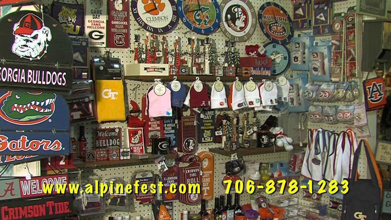 Alpine Festival of Arts and Crafts, Helen GA - YouTube - photo#37
