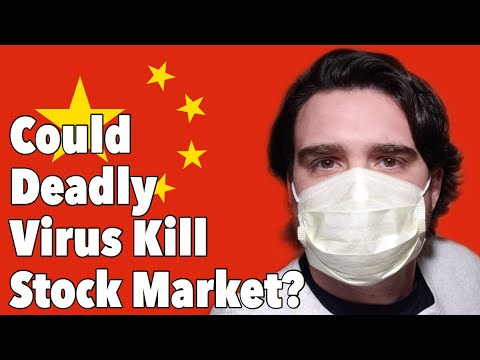 China Coronavirus causes a Stock Market Crash? 🔻How does the news Outbreak Impact your Investments?