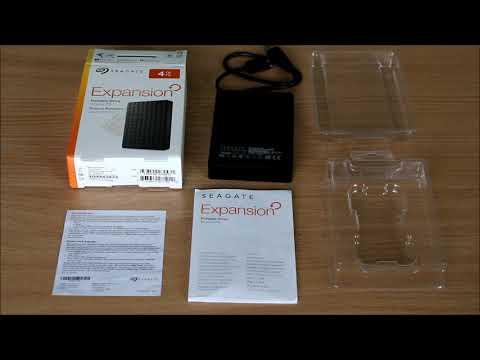 """Зовнішній жорстку диск 2.5"""" 4TB Seagate (STEA4000400)"""