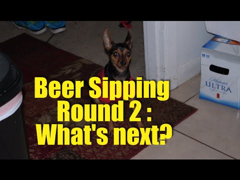Beer Sipping Round 2: What's next? (ep.24)
