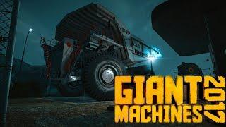 Giant Machines (01) Wielkie zabawki