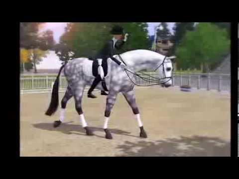Sims 3 Horses / Pferde Dressage