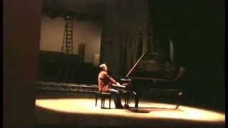 Paolo Dirani plays Ravel's Concert in G (Introduction)