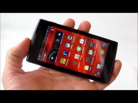 Prestigio Multiphone PAP 4500 DUO: полный видео обзор