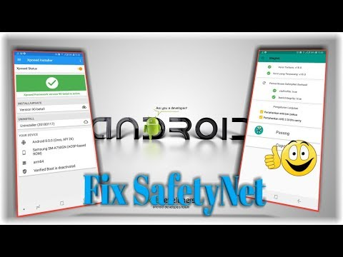 Xposed installer Magisk For all Android || Fix SafetyNet