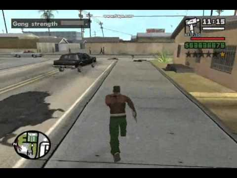 san andreas: check yo self