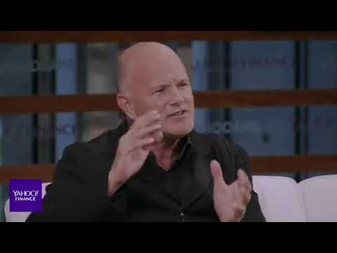 BlockheadsTV EP18 - Galaxy CEO Mike Novogratz - Crypto The People's Revolution