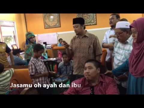 Munif Hijjaz - Terima Kasih Ibu Ayah (Nasyid Unplugged)