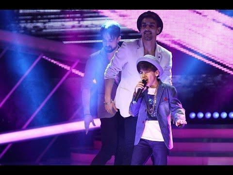 Bruno Mars  Uptown funck Vezi interpretarea lui Adrian Ivan, la Next Star!
