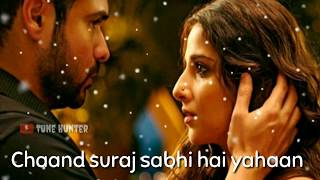 Hamari adhuri kahani title song 💔 sad whatsapp status Arijit Singh