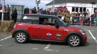 Russ Swift Stunt Show Saltburn Italian Job 2012