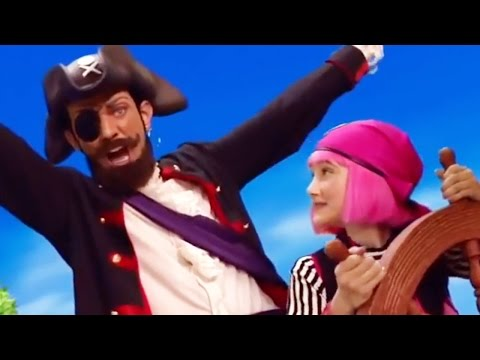 Lazy Town I Robbie Rotten Sings You Are A Pirate Music Video and Many More | Lazy Town Songs