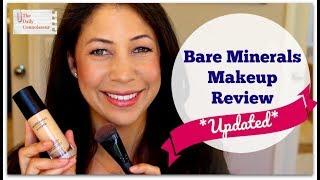Bare Minerals Makeup Review *Updated* | Jennifer L  Scott