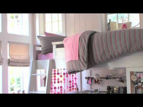 Loft Bed Ideas For Small Rooms | PBteen