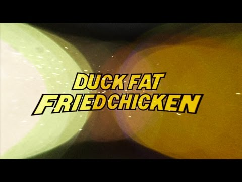 Duck Fat Fried Chicken With Ludo Lefebvre and Jonathan Gold
