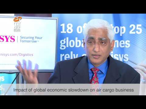 Venky Pazhyanur, Industry Director - Freight Solutions, Travel & Transportation, Unisys