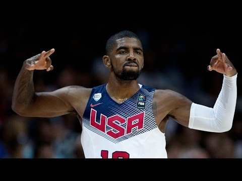 Kyrie Irving mix 'Blue Skies' 2016