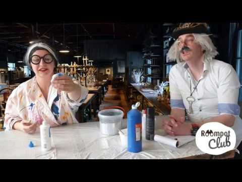 Roompot Club #11: Science Club Slijm maken