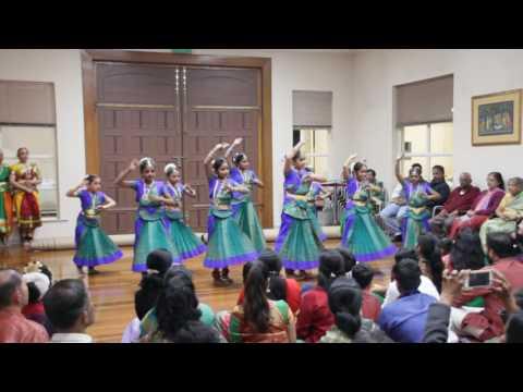 Apsaras Arts Adelaide Navarathri 2016
