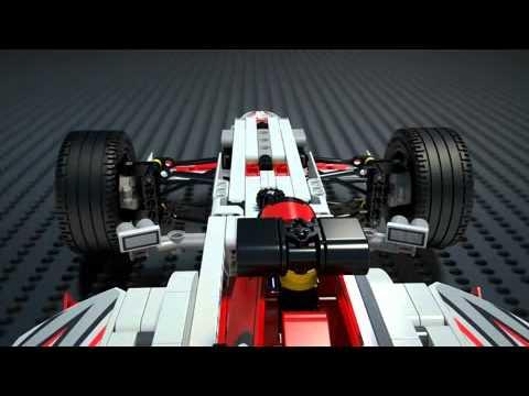 лего инструкция 42000 race truck
