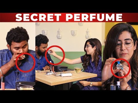 Jonita Gandhi's Secrets Perfume Revealed   Fun Chat with VJ Ashiq   What's Inside the HANDBAG