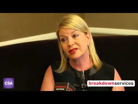 Breakdown Services Interviews Julie Ashton-Barson at the 2016 Artios Awards