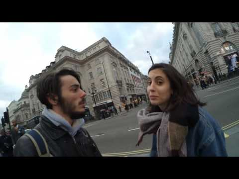 I LOVE LONDON - Holidays in London city(Crystal Fighters)