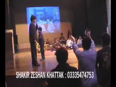 Islamabad pakhtoon night /falaknaz marwat/ orgnizar shakir zeshan khattak 03335474753 13 march 2010