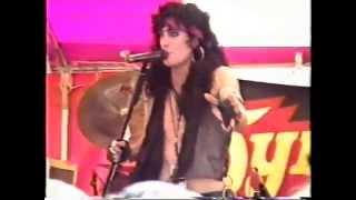 Roxx Gang - Tampa Florida 4/1/89