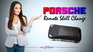 Porsche Remote Shell Change
