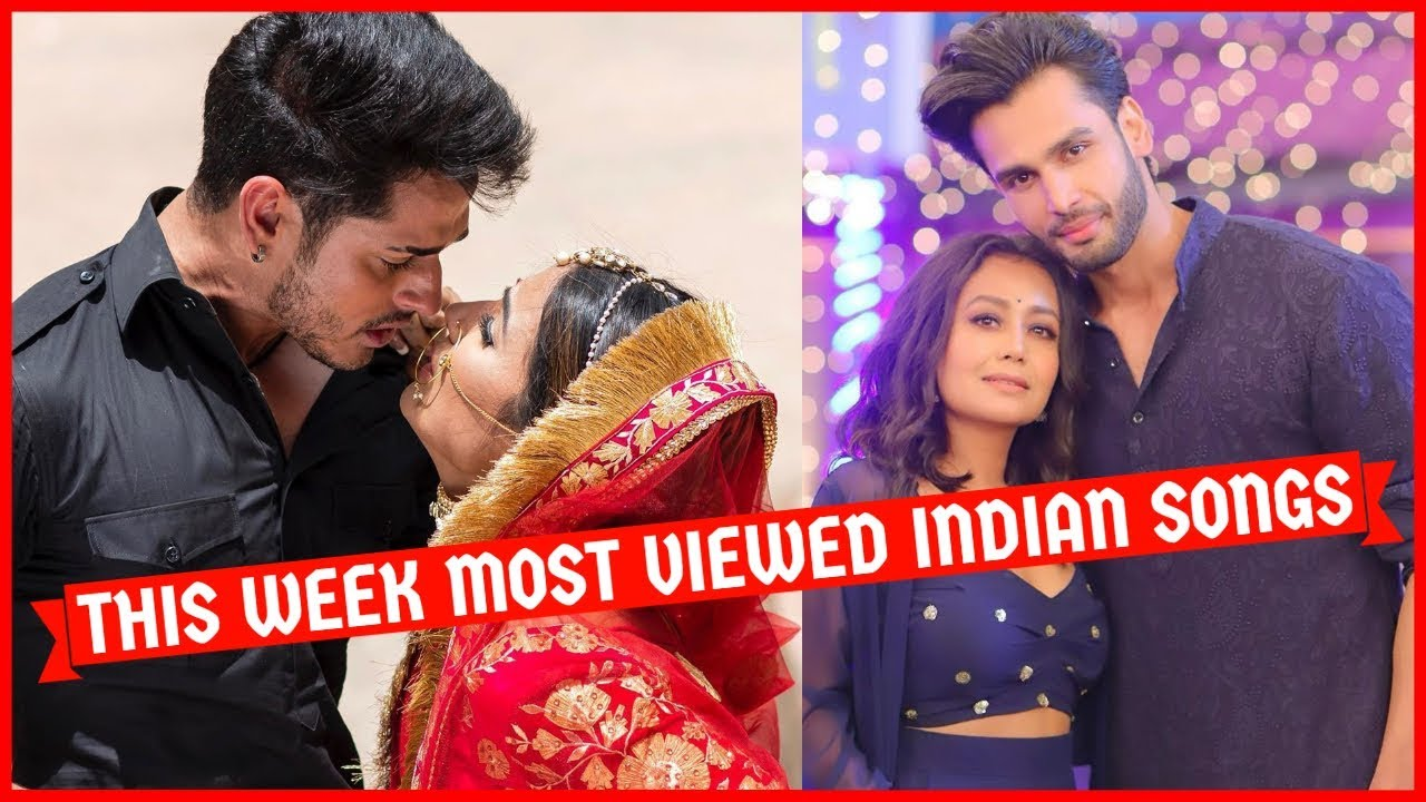 This Week Most Viewed Indian Songs on Youtube (December 16)