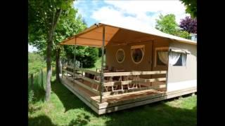 Camping L'oasis en Ardeche verte