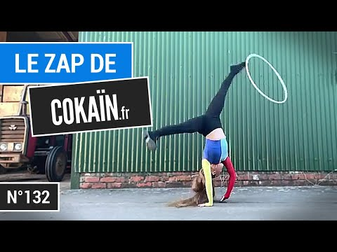 Le Zap De Cokaïn.fr N°132