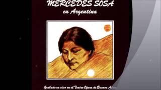 Mercedes Sosa - La Flor Azul (chacarera)