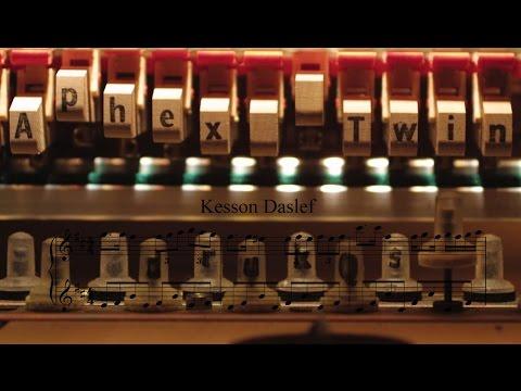 Kesson Daslef - Aphex Twin (piano sheet music)