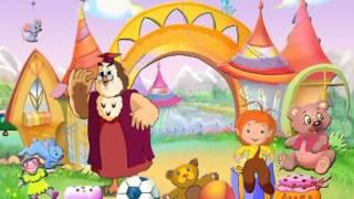 Детские фантазии - Хитрые игрушки (2 серия) (Уроки тетушки Совы)