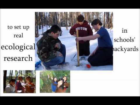 Harvard Forest Schoolyard Ecology Program  Help Us Grow 1080p
