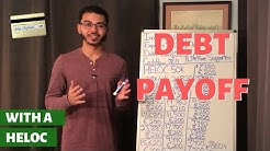 How To Pay Off Debt With A HELOC