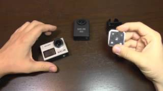 SJCam SJ6 Legend / M20 Remote Pairing Guide