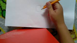 How to draw a Roblox woman (part1)