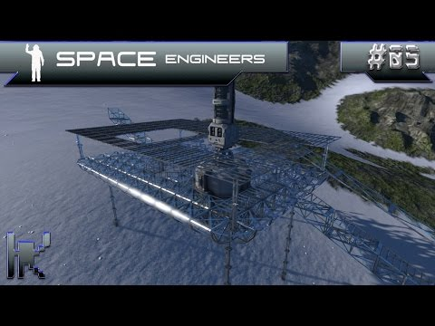 Let's Play Space Engineers - Episode 5: Design & Planning Continues!